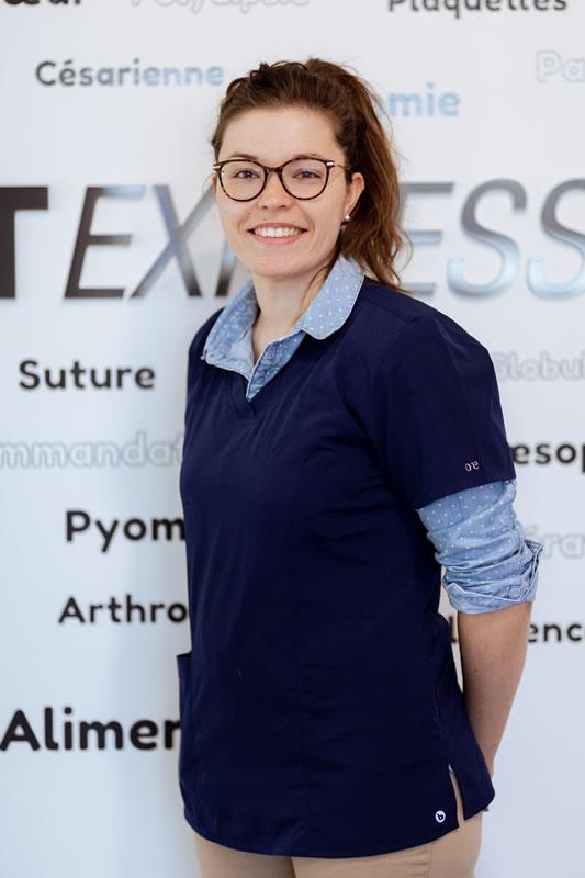 Dr Charlotte BOREUX