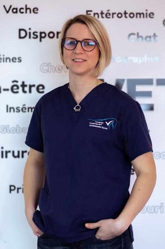 Dr Marie MARQUET